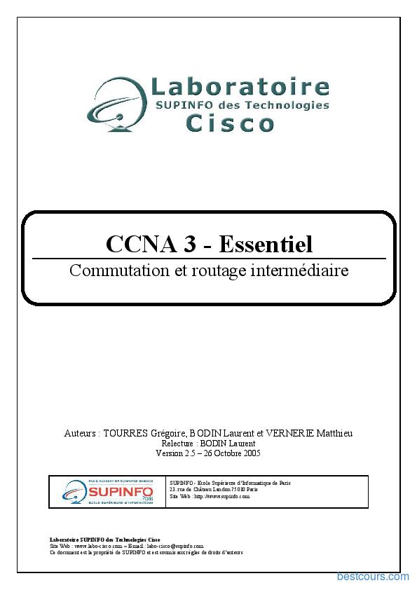 GRATUITEMENT FRANCAIS TÉLÉCHARGER CCNAV6