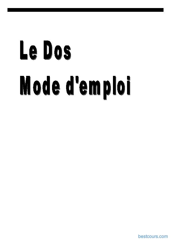 DOS DE TÉLÉCHARGER DISQUETTE BOOT