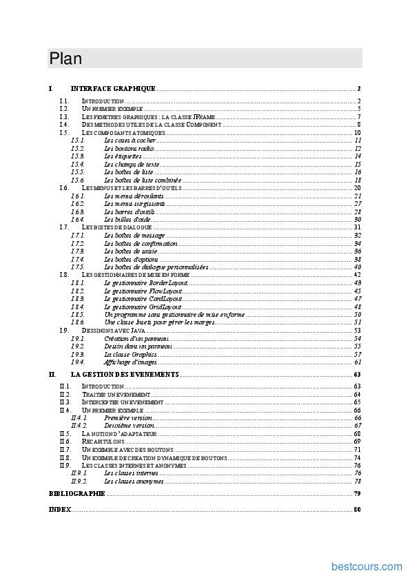 pdf  java api swing graphique cours et formation gratuit
