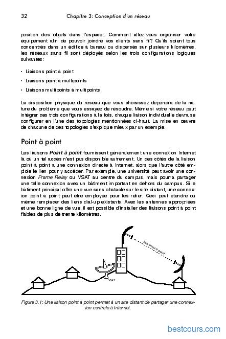 pdf  conception d u0026 39 un r u00e9seau informatique cours et