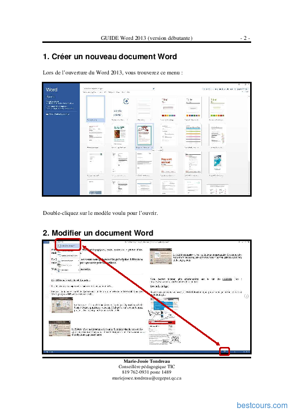 lettre exemples  telecharger bordure de page word 2013 gratuit