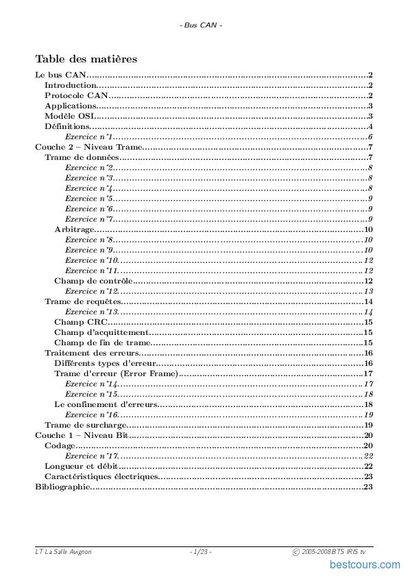 Controller area network pdf