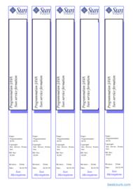 Tutoriel Programmation JAVA 1