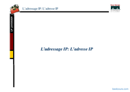 Tutoriel Adressage IP 1