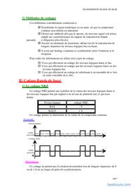 Tutoriel Transmission en bande de base 2