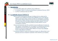 Tutoriel Les réseaux wifi: méthode d'accèes 2
