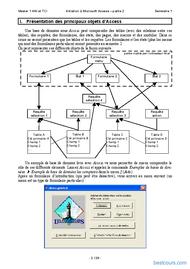 Tutoriel Gestion des bases de données 2 2