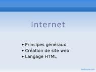 Tutoriel Internet 1