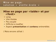 Tutoriel Cours CSS 2