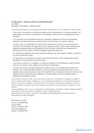 Tutoriel Linux Installation et Administration 2
