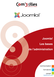 Tutoriel Administration de Joomla 1