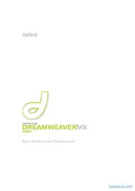 Tutoriel Dreamweaver MX 2004 1