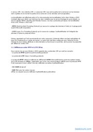 Tutoriel Installation VPN Windows 2003 serveur 2