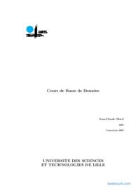 Tutoriel Cours de base de données 2