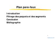 Tutoriel Cours Pare-feux (Firewalls) 2