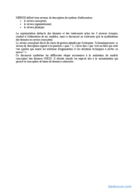 cours merise pdf