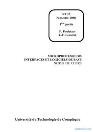 Tutoriel Introduction aux microcontrôleurs 1