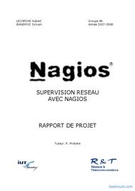 Tutoriel Supervision réseau avec NAGIOS 1