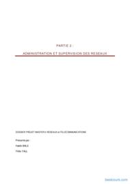 Tutoriel Supervision des Systèmes partie 2 1