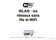 Tutoriel WiFi et sans fils (WLAN) 1