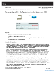 Tutoriel Configuration Routeur Cisco 1