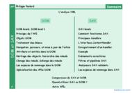 Tutoriel Cours DOM et SAX 2