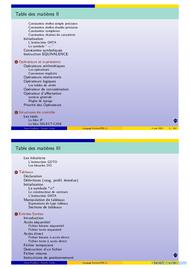Tutoriel Langage Fortran 2
