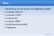 Tutoriel GSM, 3G, UMTS, 4G, GPRS 2