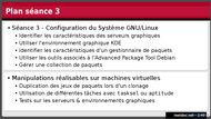 Tutoriel Introduction aux systèmes GNU/Linux - Séance 3 2