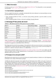 Tutoriel Annuaires LDAP avec OpenLDAP 2