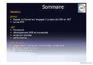 Tutoriel Web avancé,.NET et J2EE 2