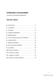 Tutoriel Apprendre a programmer avec Ruby 2