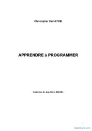 Tutoriel Apprendre a programmer avec Ruby 1