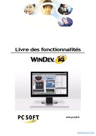 Tutoriel Fonctionnalités WinDev 1