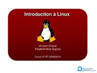 Tutoriel Introduction à Linux 1