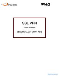 Tutoriel SSl-VPN 1