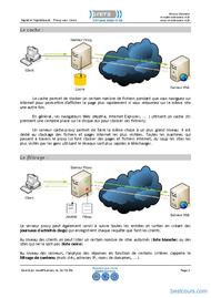Tutoriel Squid : Serveur Proxy sous Linux 2
