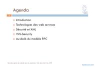 Tutoriel Sécurité et web services 2