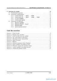 Tutoriel Algorithmique et programmation : les bases (C) 2