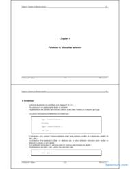 Tutoriel Pointeurs et Allocation mémoire 1