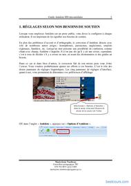Tutoriel Antidote HD intermédiaire 2