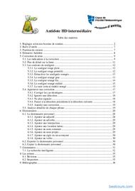 Tutoriel Antidote HD intermédiaire 1