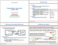 Tutoriel Programmation client-serveur sockets - RPC 1