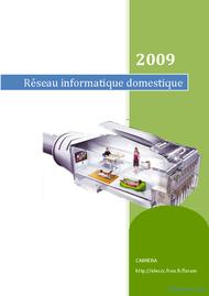 Tutoriel Réseau informatique domestique 1