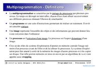 Tutoriel Programmation Système : les processus 2