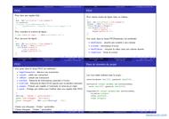 Tutoriel Développement Web (PDO) 2