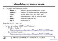 Tutoriel ProgrammationSocket 2