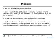 Tutoriel Réseauxdeterrain:1°partie 2
