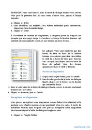 Tutoriel premiers pas avec Microsoft Visio 2010 2