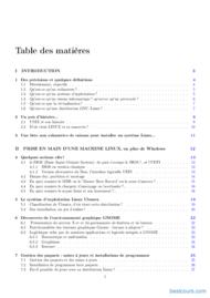 Tutoriel Utilisation du système d'exploitation Linux et réseau 2